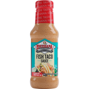 Louisiana Fish Fry Fish Taco Sauce 10.5 oz