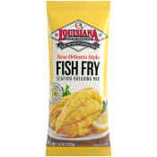 Louisiana Fish Fry New Orleans Style Lemon Fish Fry