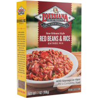 Louisiana Fish Fry Red Beans and Rice Mix 7 oz