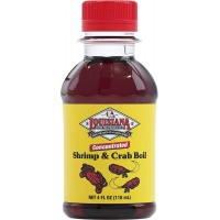 Louisiana Fish Fry Shrimp & Crab Boil Liquid 4 oz