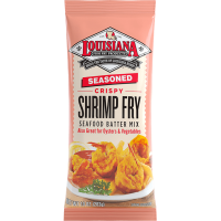Louisiana Fish Fry Shrimp Fry Seasoned 10 oz