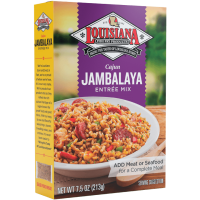 Louisiana Fish Fry Jambalaya Mix 7.5 oz