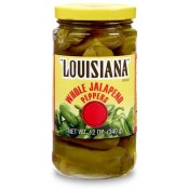 Louisiana Whole Jalapeno Peppers