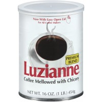 Luzianne Premium Blend Coffee & Chicory 16 oz (12 pack)