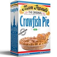 MAM PAPAUL'S Crawfish Pie Mix 2.75 oz