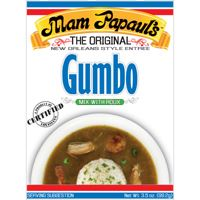 MAM PAPAUL'S Gumbo With Roux Mix