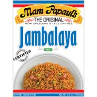 Mam Papaul's Jambalaya Mix 8 oz