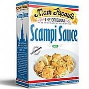 MAM PAPAUL'S Scampi Sauce