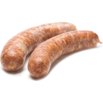 MaBell's Hot Smoked Sausage 10 lbs