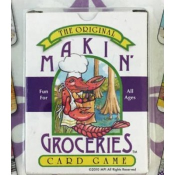 Makin' Groceries Card Game