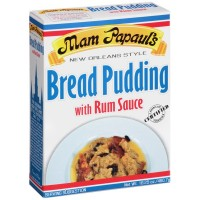 Mam Papaul's Bread Pudding with Rum Sauce 16.25 oz