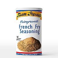 Mam Papaul's Fairgrounds French Fry Seasoning 7 oz