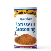 Mam Papaul's Rivertown Rotisserie Seasoning 6.5 oz