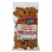 Manda's Pork Cracklins Spicy 6 oz