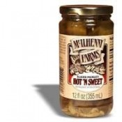 McIlhenny Farms Hot'n Sweet Pickles