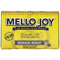 Mello Joy Medium Roast Single Serve Cups