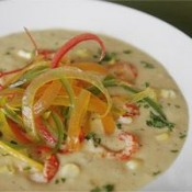 Monica's Corn & Crab Bisque