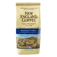 New England Blueberry Cobbler Ground 11 oz
