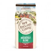 NEC Breakfast Blend Decaf Ground 10 oz