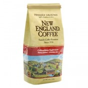 New England Coffee Colombian Supremo Ground 11oz