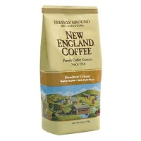 New England Coffee Hazelnut Cream Ground 11oz