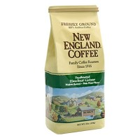 New England Coffee Hazelnut Creme Decaf Ground 10oz