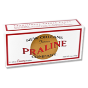 New Orleans Famous Praline Company -  4 - 1.5 oz Creamy Pralines