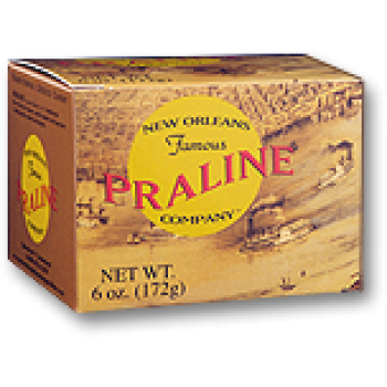 New Orleans Famous Praline Company - Small Pralines ( 8 )