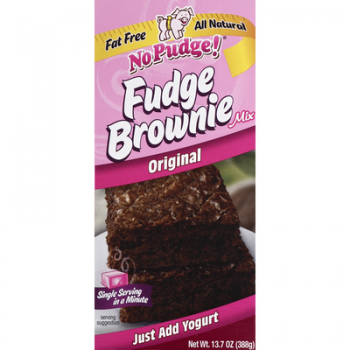 No Pudge! Original Fat Free Fudge Brownie Mix
