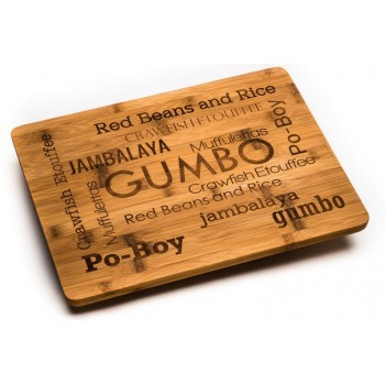 Nola Bamboo Cutting Board