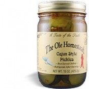 Ole Homestead Cajun Style Pickles