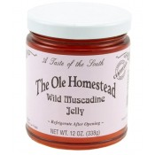 Ole Homestead Wild Muscadine Jelly