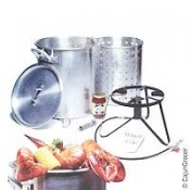 Original Cajun Injector Turkey Fry Kit