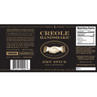 PERIQUE - Creole Handshake Dry Spice Rub & Seasoning 5 Oz