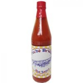 Poches Bridge Hot Sauce