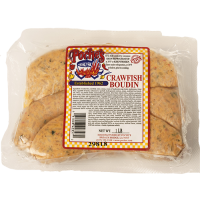 Poche's Crawfish Boudin 16 oz