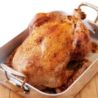 Poche's Deboned Turkey with Shrimp Stuffing