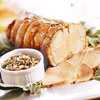 Poche's Stuffed Pork Roast