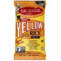 R.M. Quiggs Yellow Rice Mix 7 oz