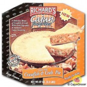 Richard's Crawfish & Crab Pie