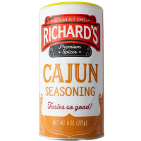 Richard's Cajun Seasoning 8 oz