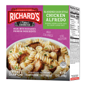 Richard's Chicken Alfredo (single serve bowl)