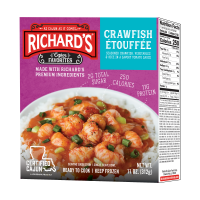 Richard's Crawfish Etouffee single serve