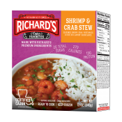 Richard's Shrimp & Crab Stew single serve