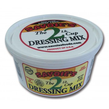 Savoies Dressing Mix 2 lb