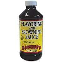 Savoie's Flavoring & Browning Sauce 4 oz