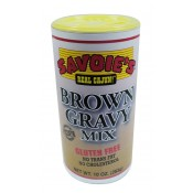 Savoie's Gluten Free Brown Gravy Mix 10 oz