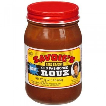 Savoie's Old Fashioned Light Roux 16 oz