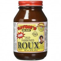 Savoie's Old Fashioned Dark Roux 32 oz