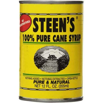 Steens Pure Cane Syrup 12 oz